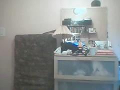 Real Voyeur - Spycam - Getting Dressed Part 2