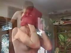 Conservative broad fucks 3 guys MC169