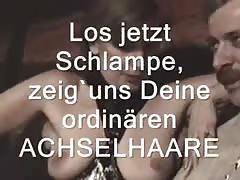 ACHSELHAAR-ALARM - Hairy Armpits Compilation 03