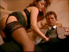 Very Nice Vintage Anal Scene With Erika Bella # 04