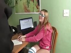 blonde Gives Her BF Handjob,By Blondelover