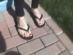 journey's hot feet