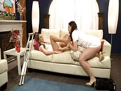 Lesbian J.R and S.S SeXy Lesbian CLIP xXx