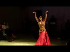 Alla Kushnir sexy Belly Dance part 116
