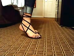 my hiphop gladiator sandal