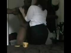 Black Bodybuilder and her Chubby Friend - negrofloripa
