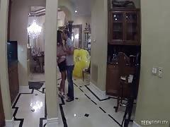 Astonishing teen getting fucked hard in Teen Fidelity video