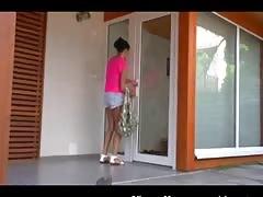 slippery nuru massage for pool cleaner