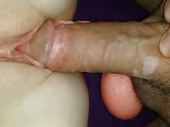 taking a cock and a dildo in my pussy
