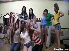 Teen hottie banged and sexually humiliated