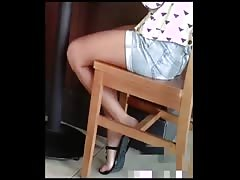 Cafe Legs 2
