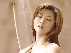softccore asian shower tease