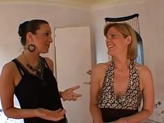 Florence and Leila gangbanged